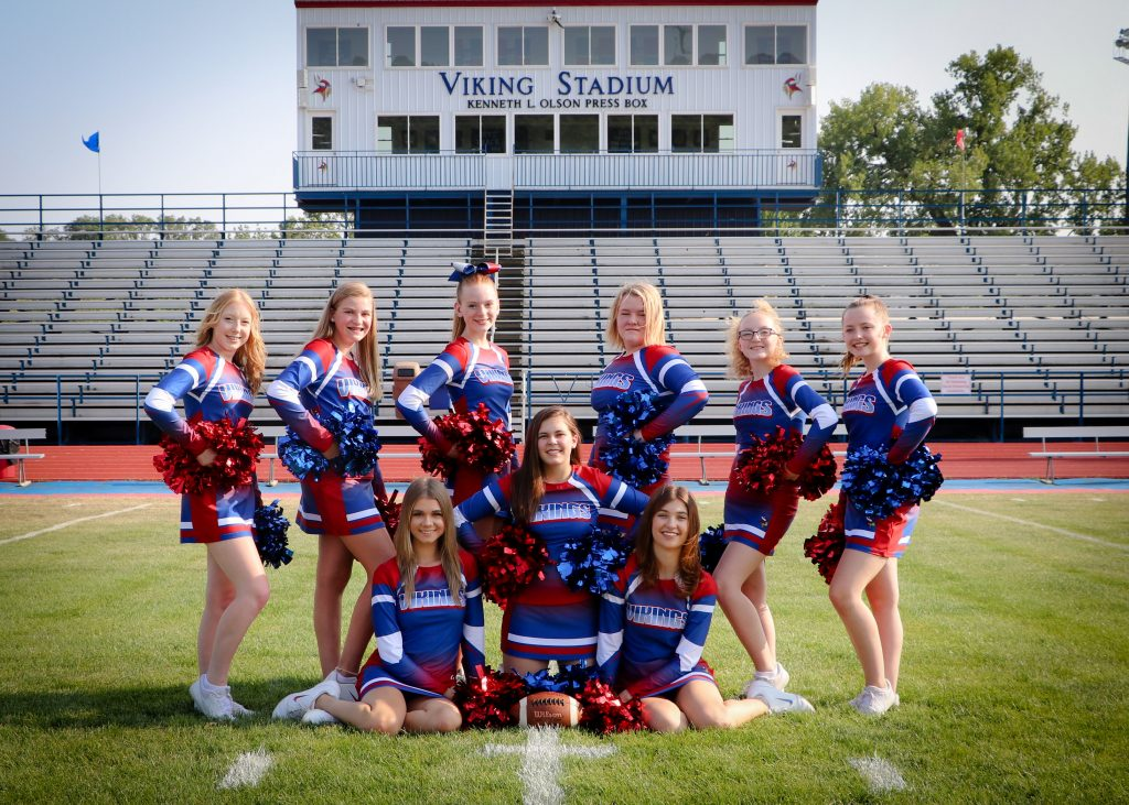 Cheer picture football