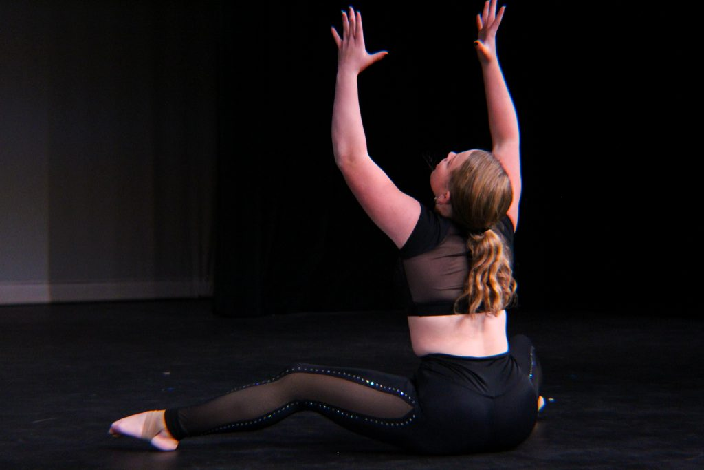 Student dancer
