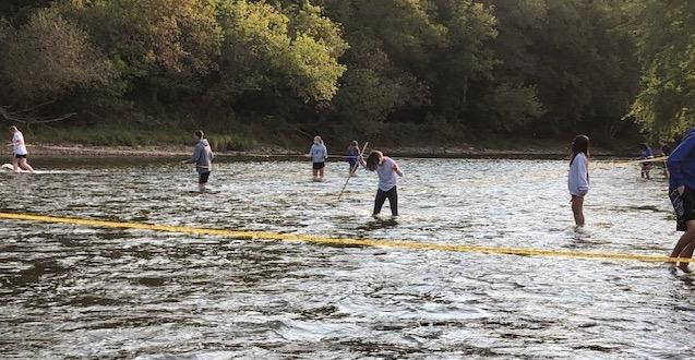 River Photos Physical Science claculating volume