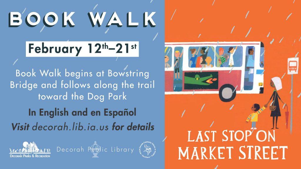 Community Book Walk