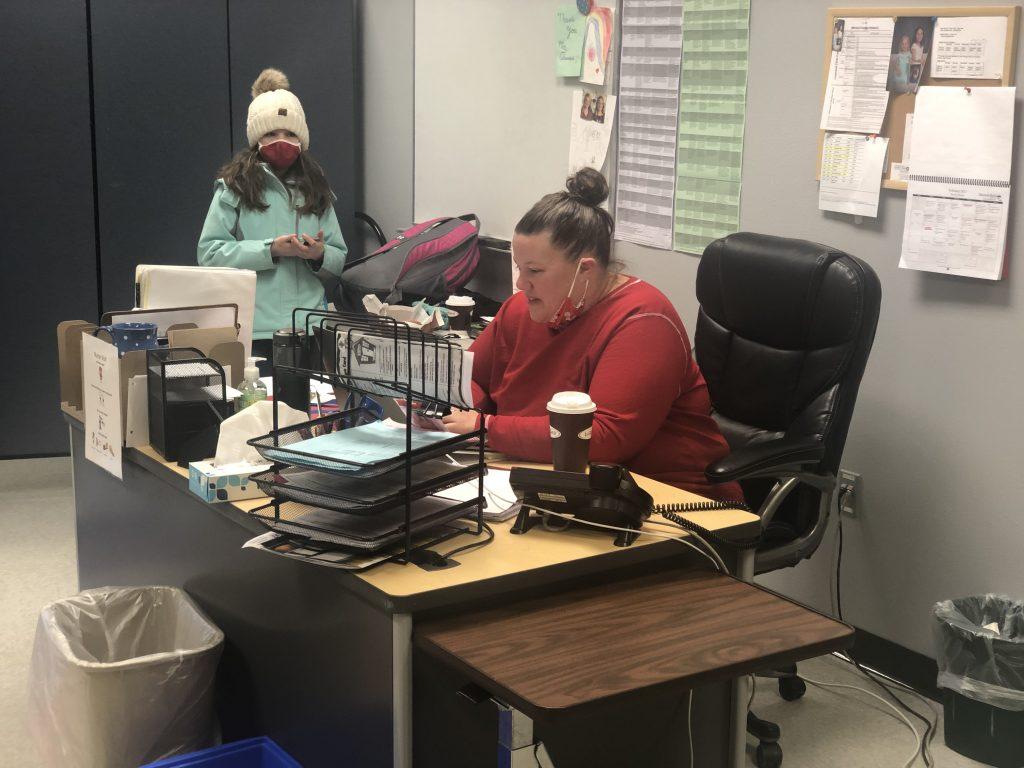 DMS Nurse office