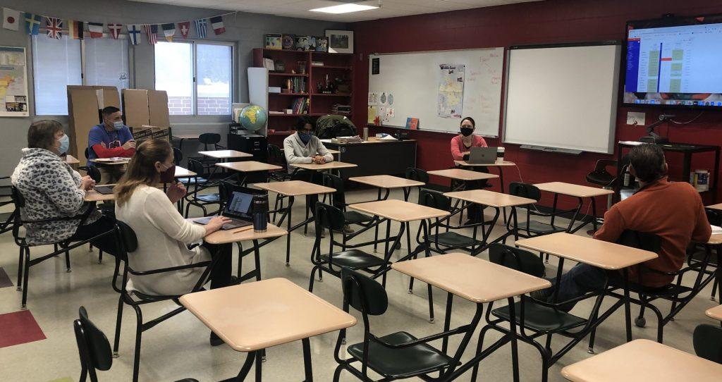 DMS Social Studies PLC