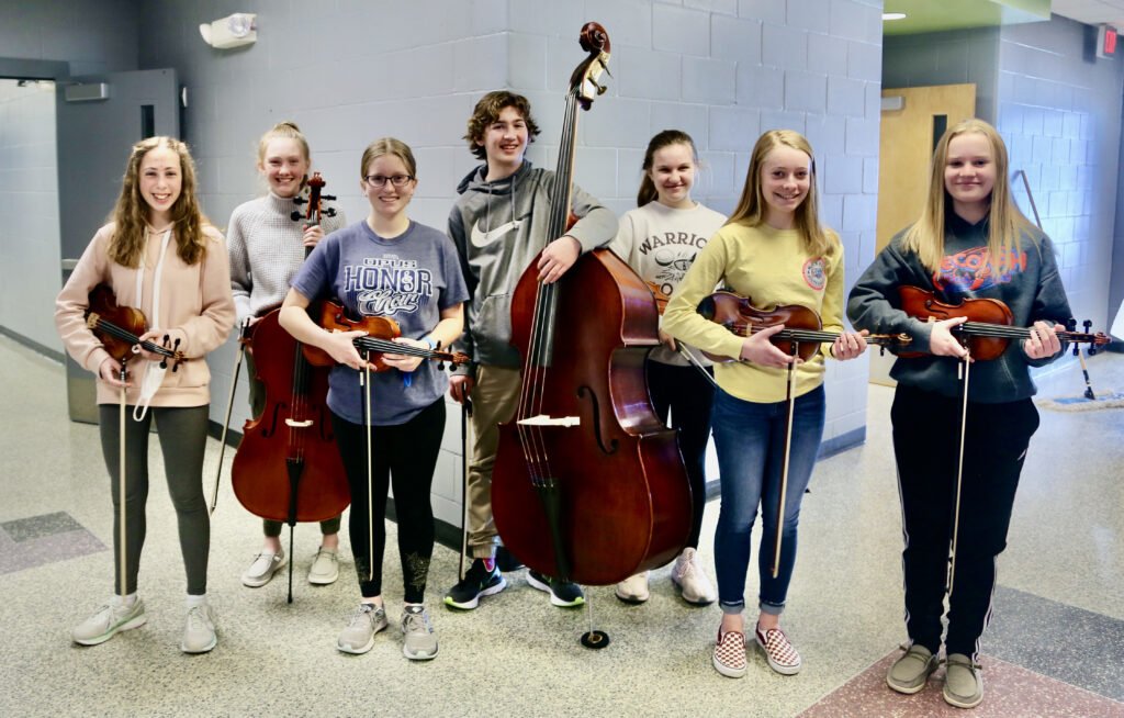 DMS Orchestra Honors