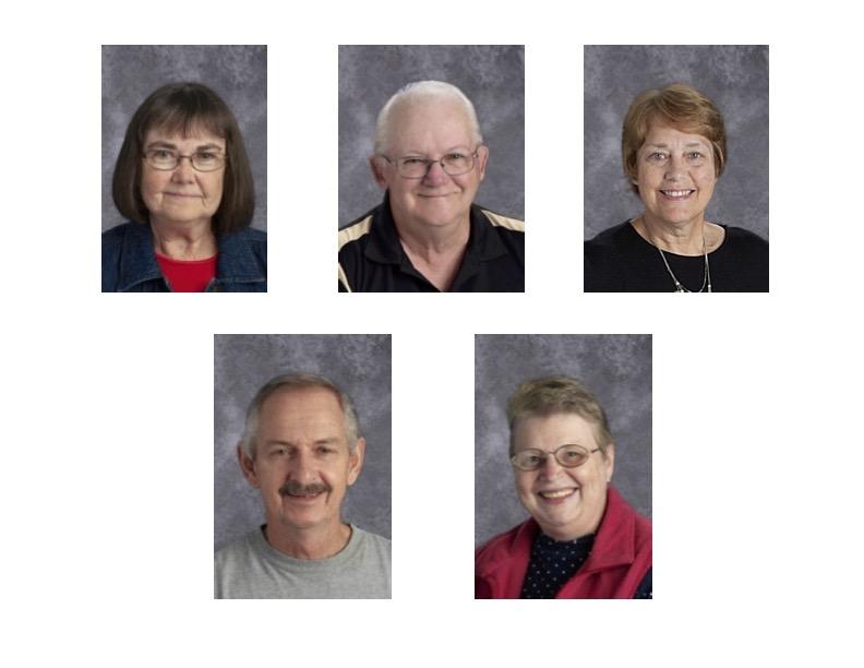 DCSD Retirees 20 21