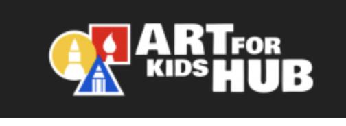 Art for Kids Hub Logo
