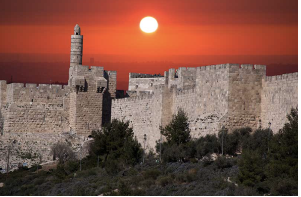 Jerusalem: Then and Now Video Image