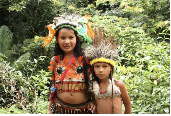 Amazon Rainforest: People & Threats Video Image
