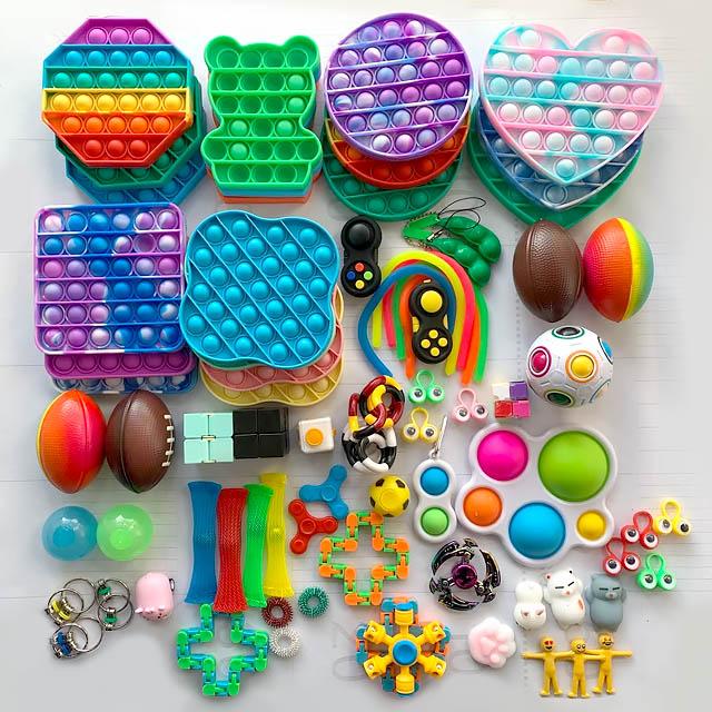 Fidget toy set image