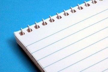 Spiral bound notebook IMAGE