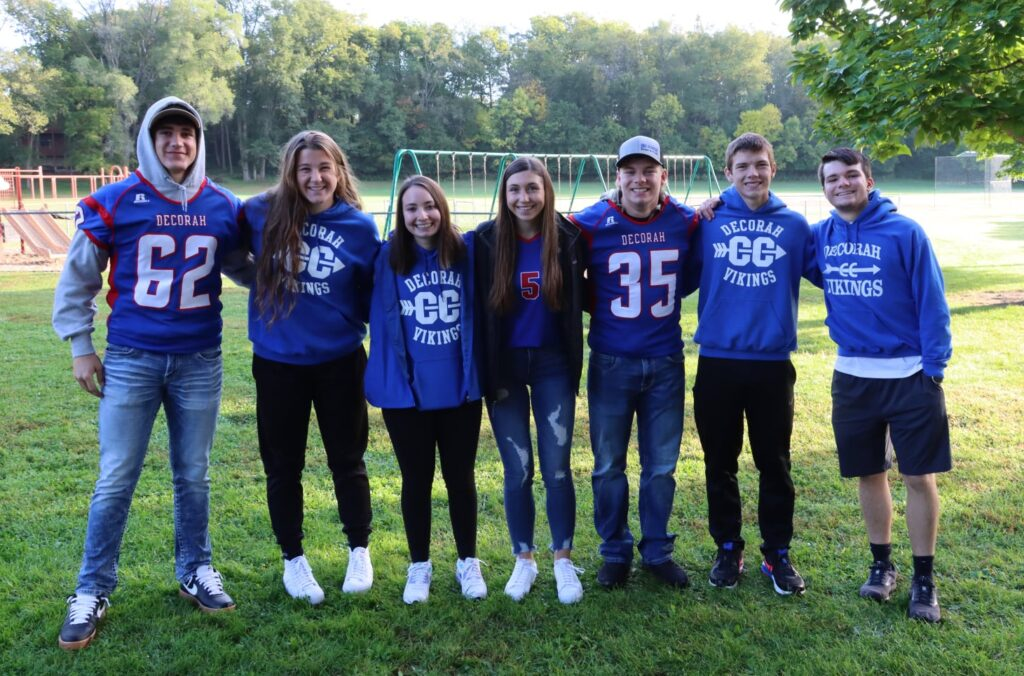 DHS student athletes