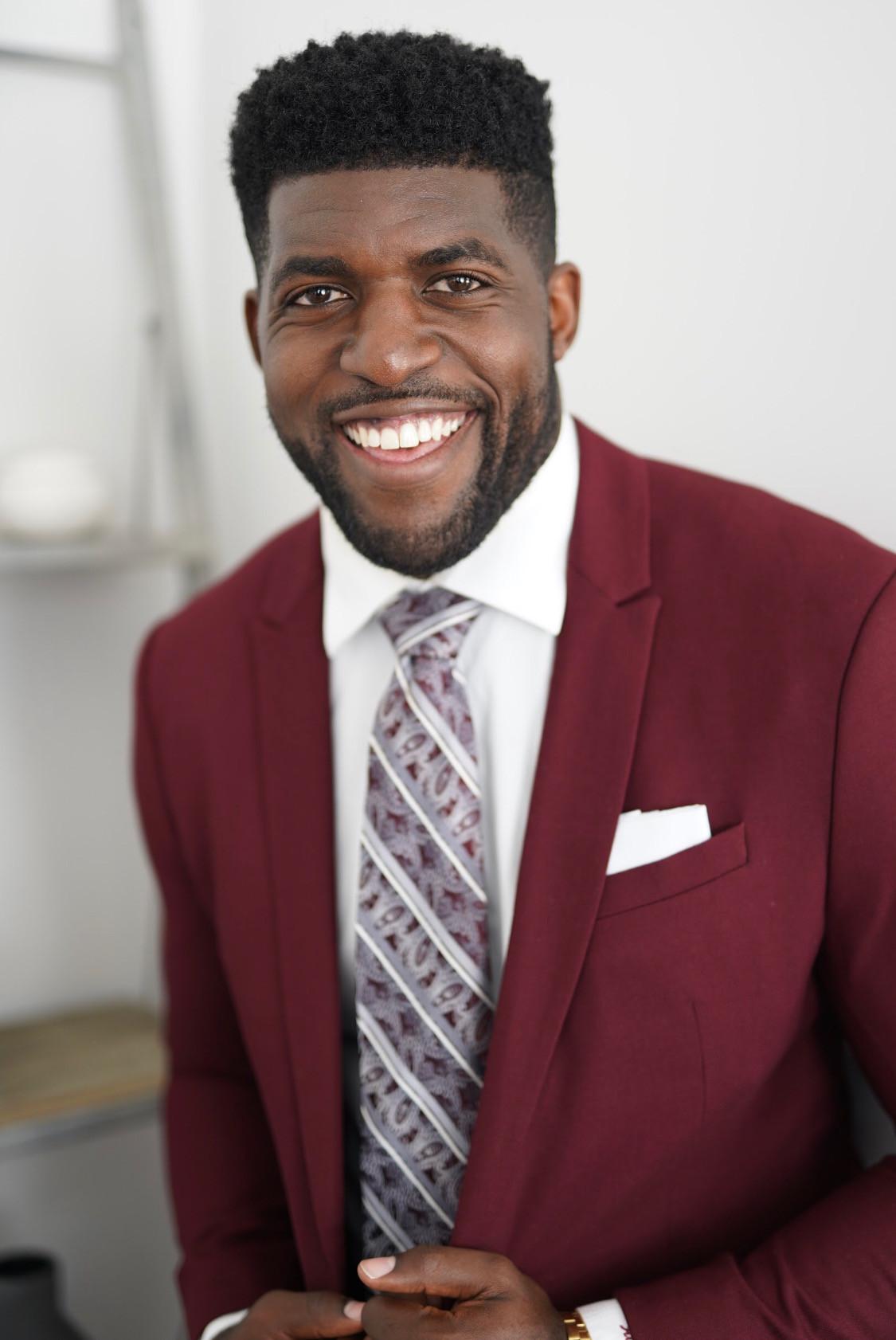 Emmanuel Acho Picture