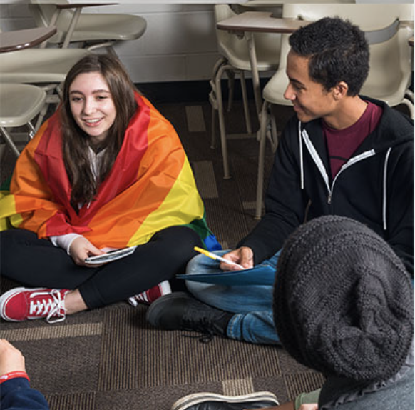 GLSEN Supporting Students Image