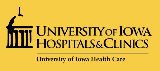 University of Iowa Hospitals and Clinic Logo