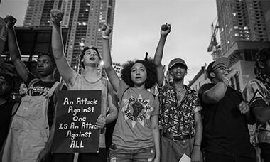 Teaching Tolerance webinar Discussing Black Lives Matter image