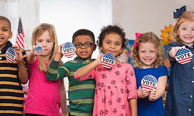 Teaching Tolerance webinar Discussing the 2016 Election Webinar image