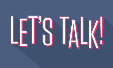 Let's Talk! Webinar image