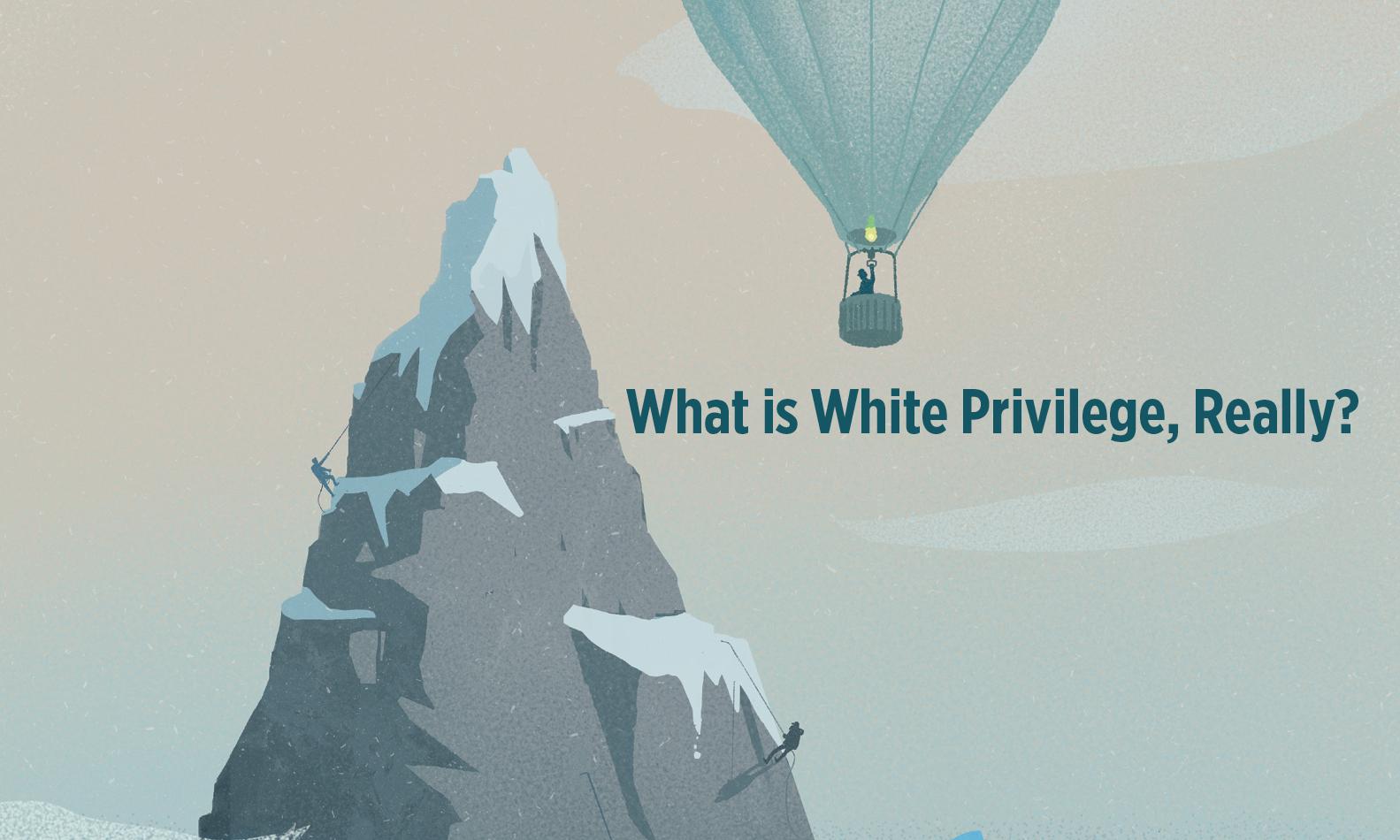 What is White Privilege webinar 1 tolerance pic